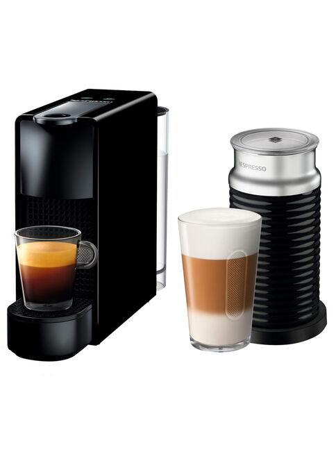Cafetera%20Nespresso%20Essenza%20Mini%20C30%20Negra%20y%20Espumador%20de%20Leche%2C%2Chi-res