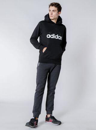 Polerón Adidas Deportivo Hombre Ess Lin,Negro,hi-res