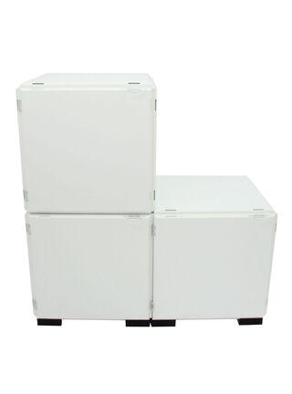Mueble Modular Set 16 Piezas Blanco Kab Möbel,,hi-res