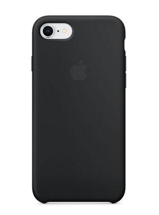 Carcasa Silicona Apple iPhone 7/8 Negro,,hi-res