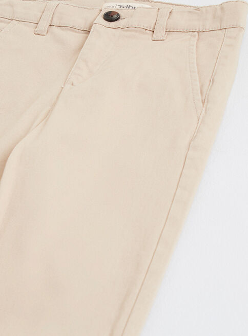 Pantal%C3%B3n%20B%C3%A1sico%20Twill%20Ni%C3%B1o%20Tribu%2CCrema%2Chi-res