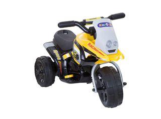 Vehiculo Electrico Amarillo Kidscool,,hi-res