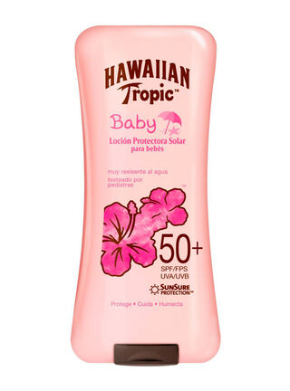 Protector Corporal Baby Faces FPS 50 Hawaiian Tropic 120 ml,,hi-res