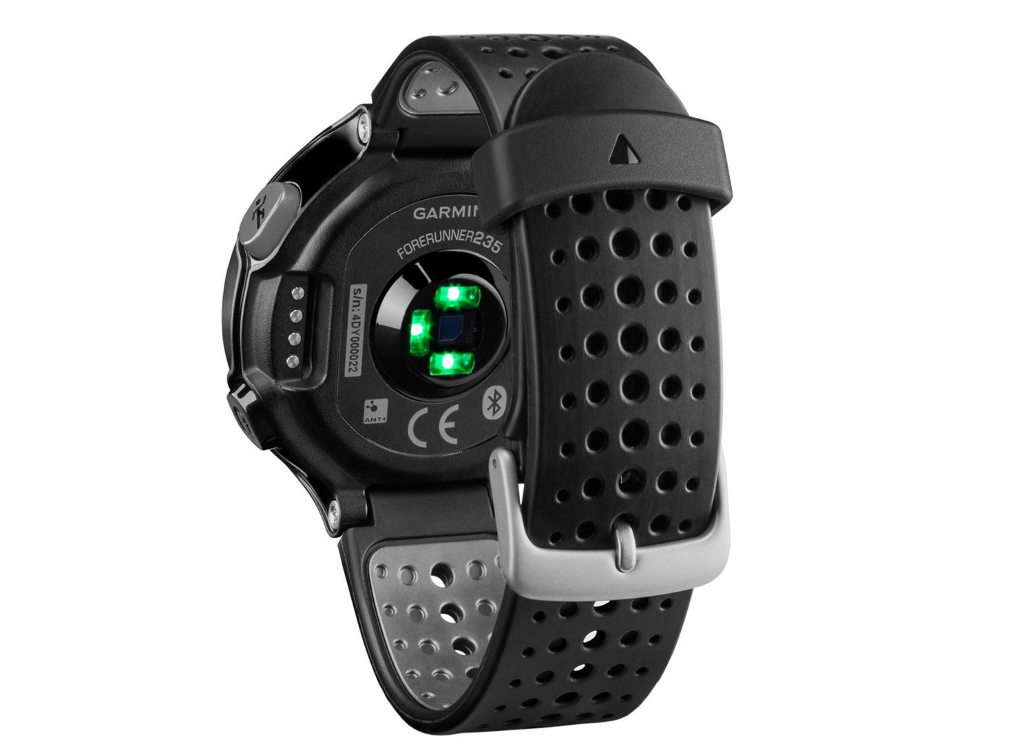 fb4987818c31 Smartwatch Garmin Forerunner 235 Negro