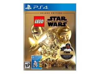 Juego Ps4 Lego Star Wars The Force Awakens Deluxe Edition Knasta