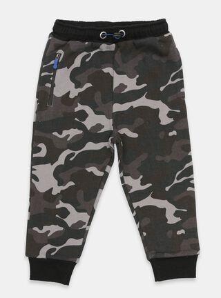 Pantalon Tribu Print Niño,Gris Perla,hi-res