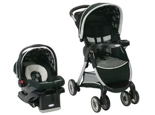 Coche Graco Travel System Fast Action Negro,,hi-res