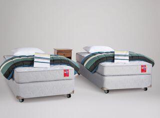 Duplex Box Americano Beat 1 Plaza Rosen + Velador Tabor y Textil,,hi-res