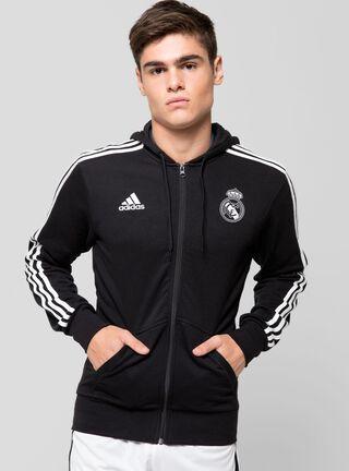 Polerón Real Madrid Adidas,Negro,hi-res