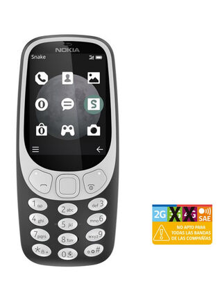 "Celular Nokia 3310 2,4"" Negro Entel,,hi-res"
