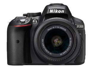 Cámara Reflex Nikon D5300 L 18-55,,hi-res