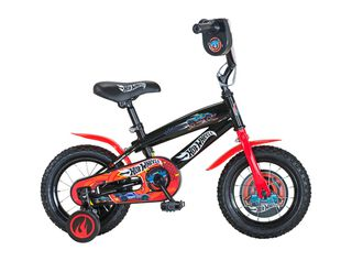 Bicicleta Infantil Bianchi Hot Wheels Aro 12,Negro,hi-res