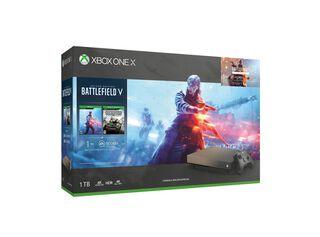 Consola Xbox One X 1TB + Control Inalámbrico + Juegos Battlefield + Live Gold 12 Meses,,hi-res