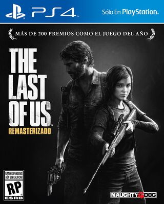 Juego PS4 The last of us Remastered,,hi-res