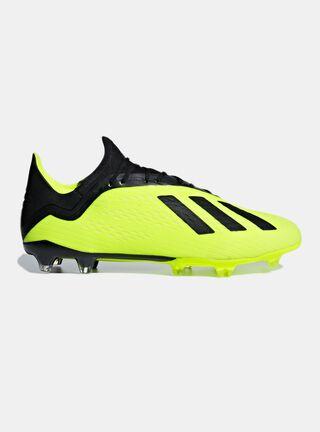 Zapatilla Adidas X 18.2 Fútbol Hombre,Amarillo,hi-res