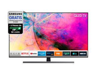 "QLED Smart TV Samsung 65"" UHD 4K QN65Q80RAGXZS,,hi-res"