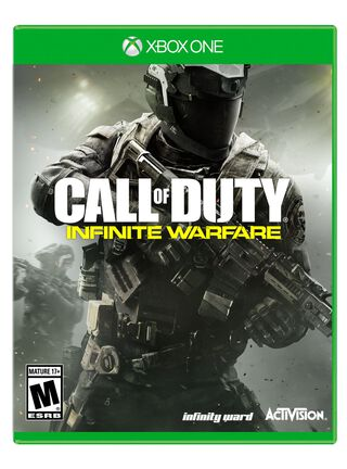 Juego Xbox One Call Of Duty Infinte Warfare,,hi-res