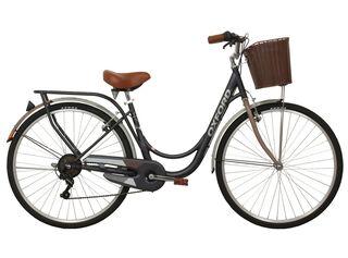 Bicicleta Paseo Oxford Metropolitan Aro 28,Carbón,hi-res