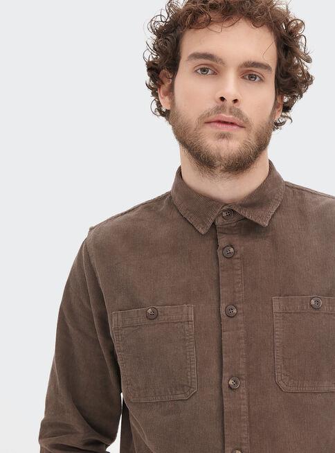Camisa%20Texturada%20Manga%20Larga%20Foster%2CCanela%2Chi-res