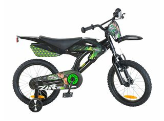 Bicicleta Motobike Bianchi Steel Max Niño Aro 16 Hasta 120 cm,,hi-res