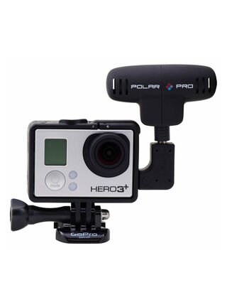 Micrófono y adaptador PolarPro Promic Kit GoPro Hero 4/3+,,hi-res
