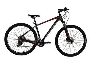 Bicicleta MTB Upland Sparkle Aro 29 Freno Disco Hidráulico,Negro,hi-res