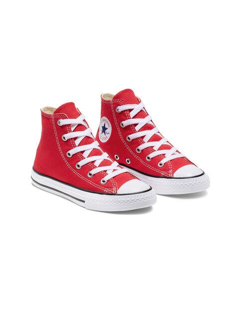 Por adelantado De este modo Rápido  Zapatilla Converse Chuck Taylor All Star Rojo - Zapatillas | Paris.cl