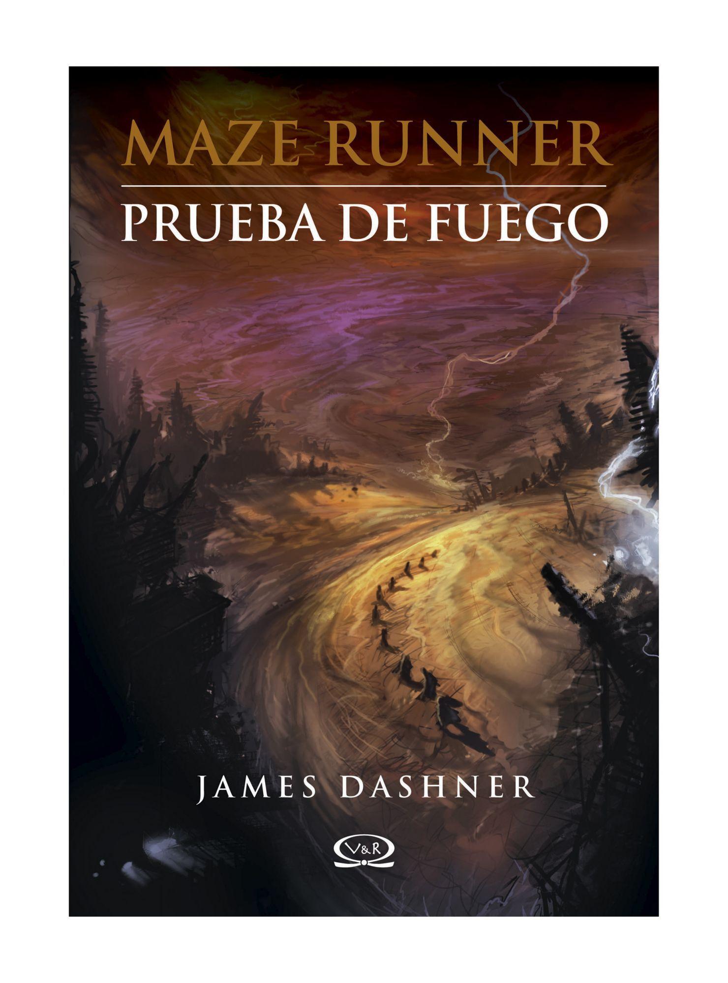 De James Prueba Runner LibrosParis Dashner Maze Fuego En kNnOPX0w8