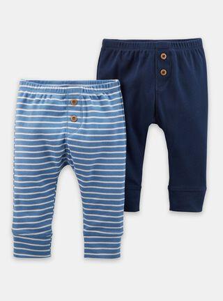 Pantalón Niño 0 A 24 Meses Carter's,Azul,hi-res