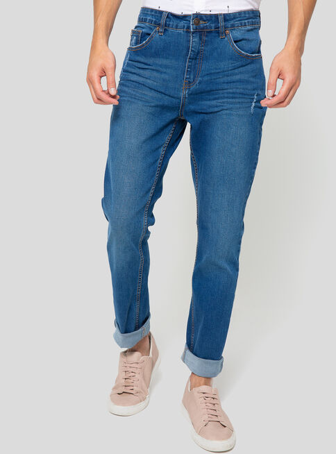 Jeans%20B%C3%A1sico%20Skinny%20Azul%20Foster%2CAzul%2Chi-res