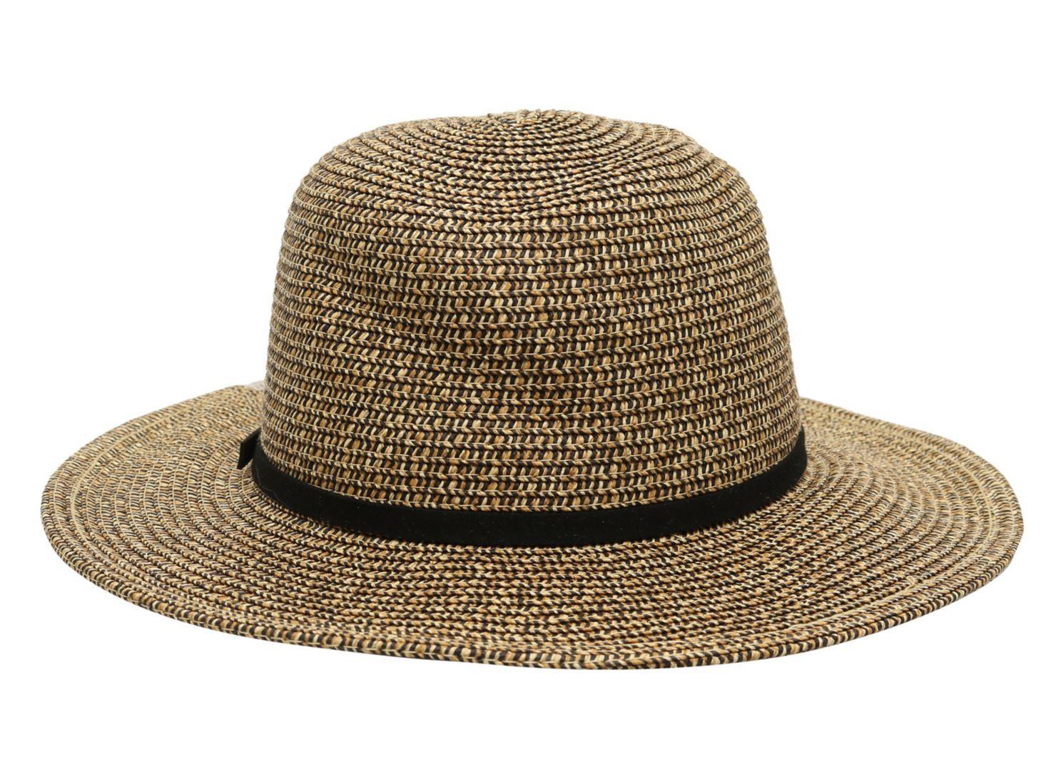 Images. Sombrero Playa Alaniz Melange Natural Mujer 7698783a13bc