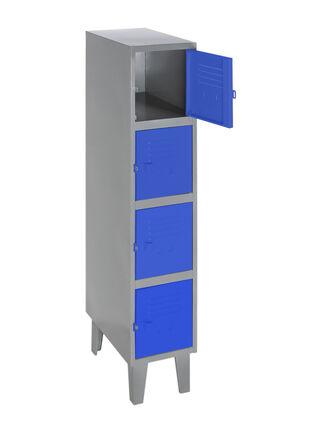 Lockers Vertical Colores 4 Puertas Movilockers,,hi-res
