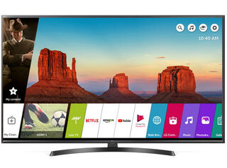 "LED 65"" LG Smart TV Ultra HD 4K 65UK6350,,hi-res"