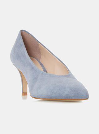 Zapato Dune Amorell  Grey-Suede Vestir,Gris,hi-res