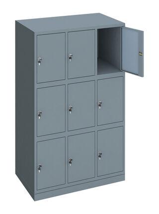 Lockers Llave Maestra 9 Puertas Movilockers,,hi-res