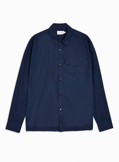 Camisa%20Navy%20Paper%20Touch%20Topman%2C%C3%9Anico%20Color%2Chi-res
