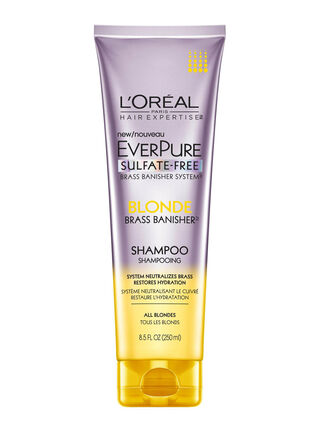 Tratamiento Capilar Everpure Blonde Shampoo Hair Expertise L'Oréal,,hi-res