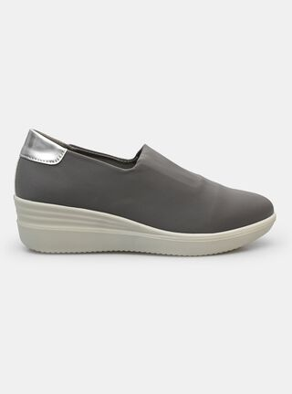 Zapatilla Rainforest Slip On Talonera,Grafito,hi-res