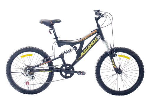 Bicicleta%20MTB%20Avalanche%20Infantil%20Aro%2020%22%20Discover%2CNegro%20Mate%2Chi-res