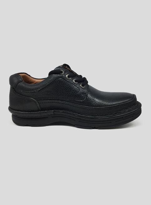 Zapato%20Casual%20Jarman%20Hombre%20Capellada%20Lisa%20Textura%2CNegro%2Chi-res