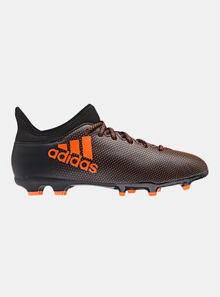 Zapatilla Adidas X 17.3 FG Fútbol Niño,Negro,hi-res
