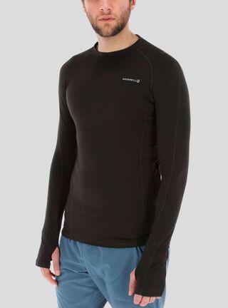 Camiseta First Laver Top Merrell,Negro,hi-res