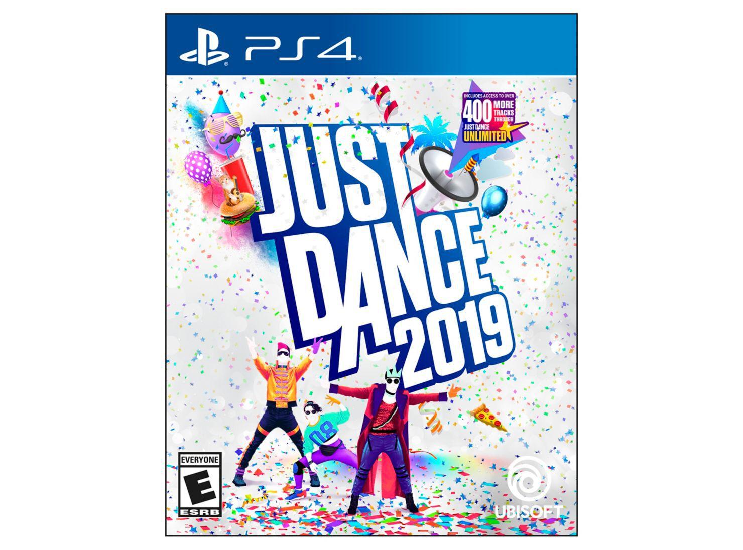 Just Dance 2019 Ps4 Juegos Ps4 Y Vr Paris