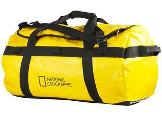 Bolso Travel Duffel Amarillo 110 Litros National Geographic,,hi-res