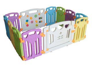 Corral Plástico para Bebé 102C Attimo Kids,,hi-res