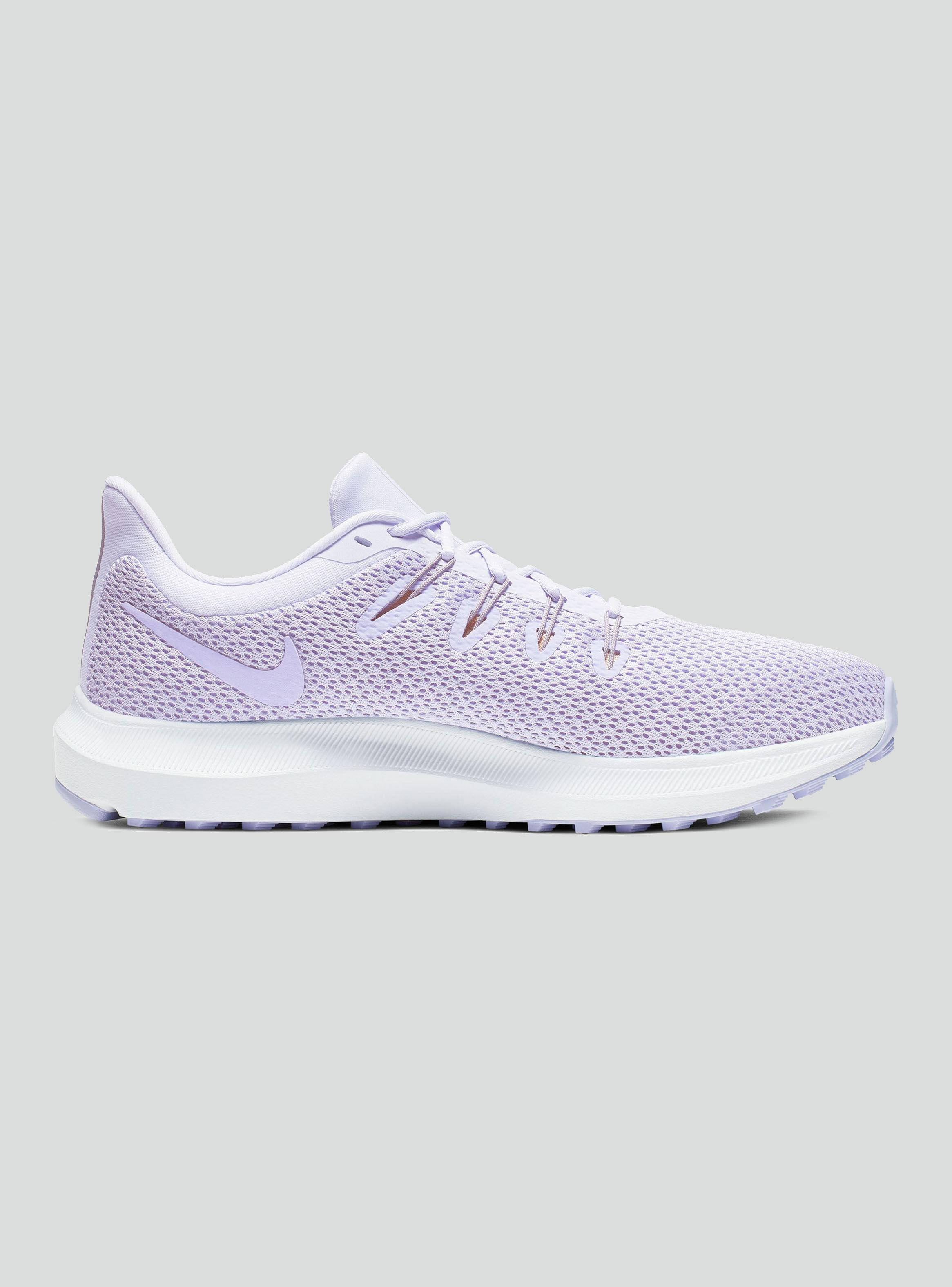 Zapatillas Nike Quest Azul y Blanco