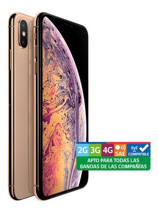 """iPhone XS Max 64GB Gold 6,5"""" Liberado,,hi-res"""