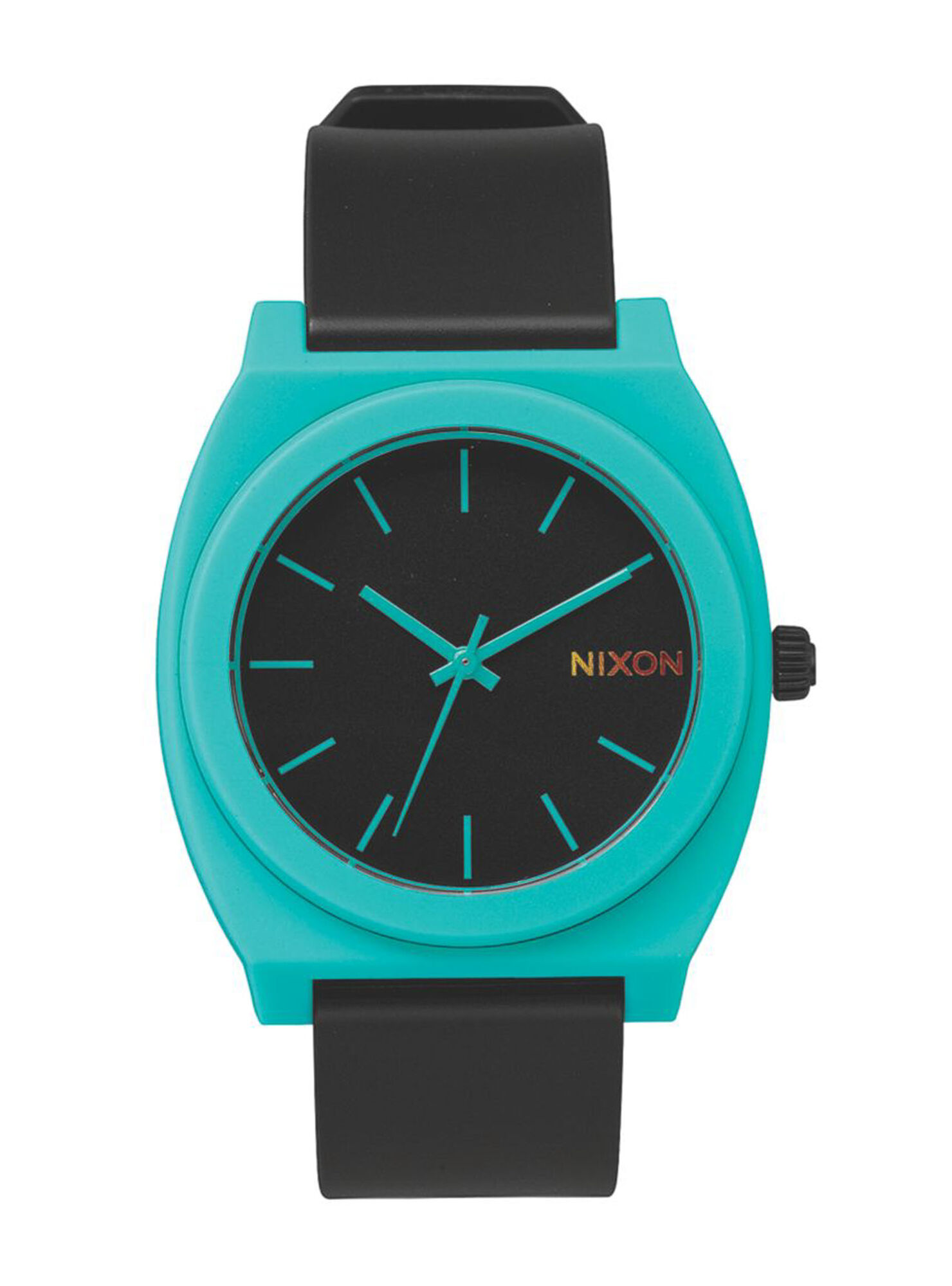 d62e1291cb94 Reloj Análogo Nixon Time Teller P Black Hombre en Relojes