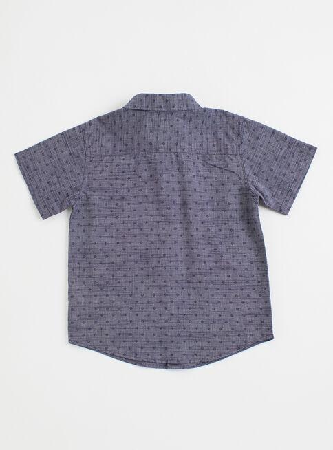 Camisa%20Ni%C3%B1o%20Manga%20Corta%20Algod%C3%B3n%20Tribu%2CAzul%20Oscuro%2Chi-res