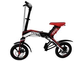 Bicicleta Eléctrica Eway Aro 16 Rojo,,hi-res